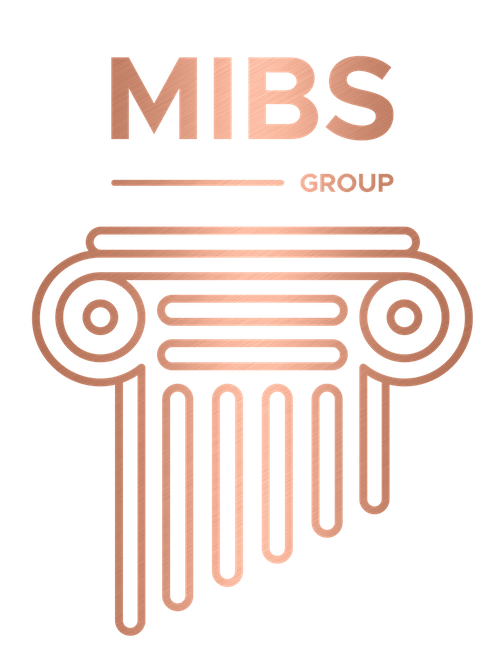 Mibs Real Estate Vertical Logo